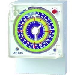 ORBIS Zeitschalttechnik CRONO D 230 V časovna stikalna ura za zunanjo uporabo analogno 250 V/AC
