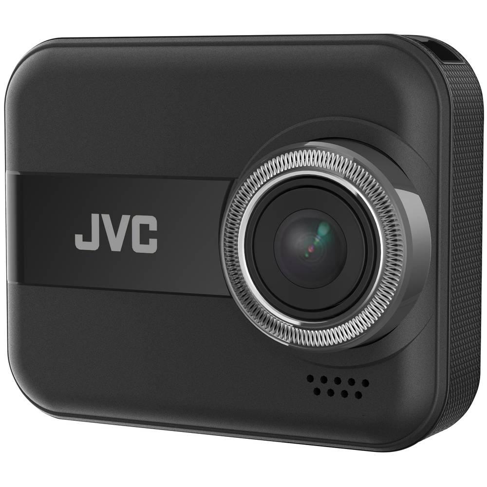 JVC GC-DRE10-E Avtomobilska kamera Razgledni kot - horizontalni=145 ° Zaslon, Mikrofon, WLAN