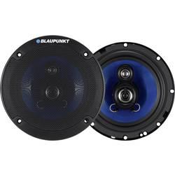 Blaupunkt ICx 663 3-sistemski koaksialni zvočniki za vgradnjo 250 W Vsebina: 1 Par