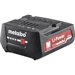 Metabo 625406000 električni alaT-akumulator 12 V 2.0 Ah li-ion
