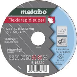 Metabo 616220000 Za brušenje 125 mm 22.23 mm 1 St.