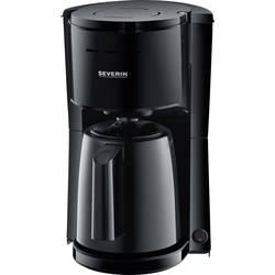 aparat za kavu Severin KA 9250 crna Kapacitet čaše=8 termosica, s funkcijom filter kave