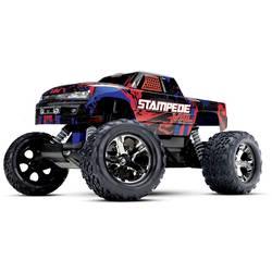 Traxxas Stampede VXL brez ščetk 1:10 RC modeli avtomobilov elektro monster truck zadnji pogon (2wd) RtR 2,4 GHz