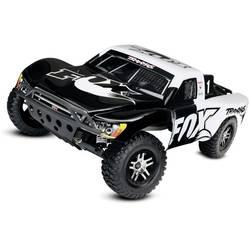 Traxxas Slash VXL Fox črna, bela brez ščetk 1:10 RC modeli avtomobilov elektro short course zadnji pogon (2wd) RtR 2,4 GHz