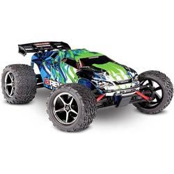 Traxxas E-Revo 4x4 zelena s ščetkami 1:16 RC modeli avtomobilov elektro monster truck pogon na vsa kolesa (4wd) RtR 2,4 GHz