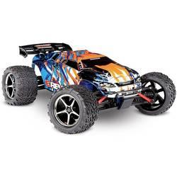 Traxxas E-Revo 4x4 oranžna s ščetkami 1:16 RC modeli avtomobilov elektro monster truck pogon na vsa kolesa (4wd) RtR 2,4 GHz