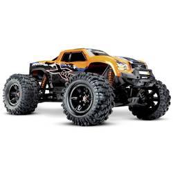 Traxxas X-Maxx 4x4 VXL oranžna brez ščetk RC modeli avtomobilov elektro monster truck pogon na vsa kolesa (4wd) RtR 2,4 GHz