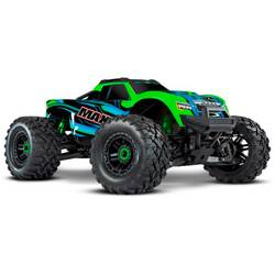 Traxxas Maxx TSM SR zelena brez ščetk RC modeli avtomobilov elektro monster truck pogon na vsa kolesa (4wd) RtR 2,4 GHz