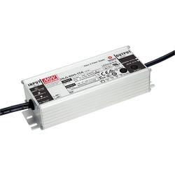 Mean Well, LED-gonilnik, HLG-60H-54B N/A kovinska
