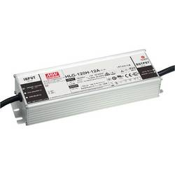 Mean Well, LED-gonilnik, HLG-120H-48B N/A kovinska