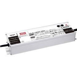 Mean Well, LED-gonilnik, HLG-185H-42 N/A kovinska