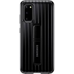 Samsung Protective Standing Cover Etui Galaxy S20 Crna