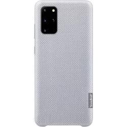 Samsung Kvadrat Cover Etui Galaxy S20+ Srebrna