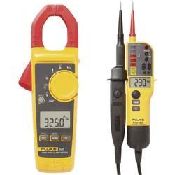 Fluke 325/T130 tokovne klešče digitalni CAT III 600 V, CAT IV 300 V Prikaz (štetje): 4000