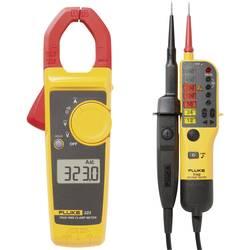 Fluke 323/T110 tokovne klešče digitalni CAT III 600 V, CAT IV 300 V Prikaz (štetje): 4000