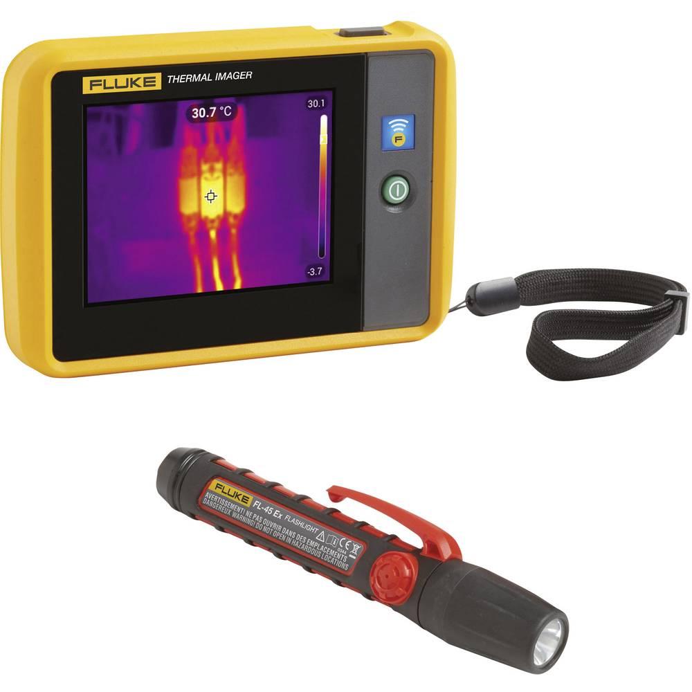 Fluke PTI120/FL45 toplotna kamera -20 do 150 °C 120 x 90 piksel 9 Hz fluke povezava, wifi