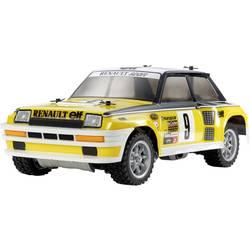 Tamiya Renault 5 Turbo Rally s ščetkami 1:12 rc modeli avtomobilov elektro cestni model sprednji pogon (2wd) komplet za sestavlj