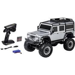 Carson Modellsport Land Rover Defender 1:8 RC modeli avtomobilov elektro terensko vozilo pogon na vsa kolesa (4wd) RtR 2,4 GHz