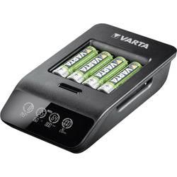 Varta LCD Smart-Plus nikalj-metal-hidridni micro (AAA), mignon (AA) punjač okruglih stanica uklj. akumulator