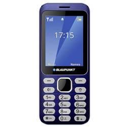Blaupunkt FL02 dual sim mobilni telefon modra