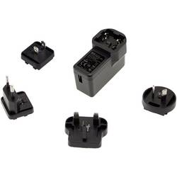 Mean Well GEM06I05- USB plug-in napajanje, fiksni napon 5 V/DC 1. A 6 W
