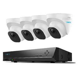 Reolink RLK8-520D4 rlk8d4 lan ip-set sigurnosne kamere 8-kanalni sa 4 kamere 2560 x 1920 piksel