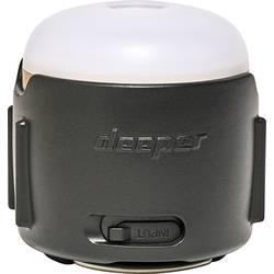 deeper 005-1001016 Power Lantern svjetiljka za kampiranje 660 lm pogon na punjivu bateriju 268 g crna, bijela