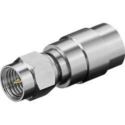 Goobay FME-Stecker SMA-Stecker adapter moški konektor fme-moški konektor sma 1 kos Bulk