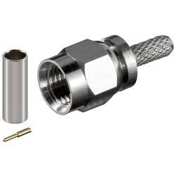 Goobay 11651 sma reverse konektor crimp kontakt 1 kos Bulk