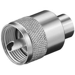 Goobay 11322 uhf konektor ravni moški konektor 50 Ω 1 kos Bulk