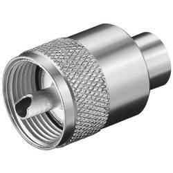 Goobay 11321 uhf konektor ravni moški konektor 75 Ω 1 kos Bulk