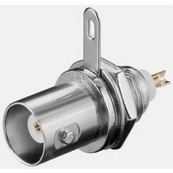 Goobay 11341 BNC konektor vgradni ženski konektor 1 kos Bulk