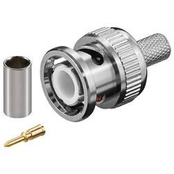 Goobay 11334 BNC konektor ravni moški konektor 75 Ω 1 kos Bulk