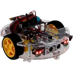 Joy-it komplet robota za sestavljanje Micro:Bit JoyCar končni izdelek