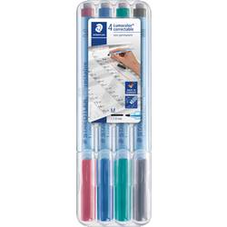 Staedtler flomaster za folijo Lumocolor 305M WP4-1 razporejene (izbor barv ni mogoč)