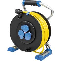 as - Schwabe 22631 kabelski bubanj 40.00 m žuta sigurnosni utikač