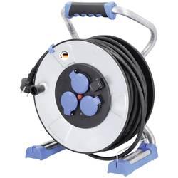as - Schwabe 22725 kabelski bubanj 25.00 m crna sigurnosni utikač