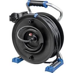 as - Schwabe 23246 kabelski bubanj 50.00 m crna sigurnosni utikač