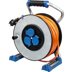 as - Schwabe 23641 kabelski bubanj 40.00 m narančasta sigurnosni utikač