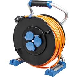 as - Schwabe 23645 kabelski bubanj 50.00 m narančasta sigurnosni utikač