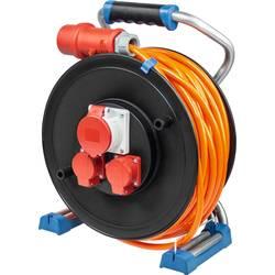 as - Schwabe 23668 kabelski bubanj 25.00 m narančasta muški konektor CEE 16 a 5-polni