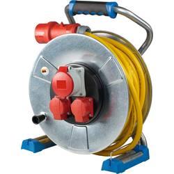 as - Schwabe 23992 kabelski bubanj 25.00 m žuta utikač za fazni pretvarač CEE 16 a 5-polni
