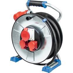 as - Schwabe 23999 kabelski bubanj 25.00 m crna muški konektor CEE 16 a 5-polni