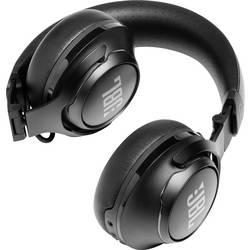 JBL Club 700 BT bluetooth® hifi on ear slušalke on ear zložljive črna