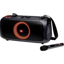 JBL Partybox on the Go Bluetooth® zvočnik USB, zaščita pred pršečo vodo črna