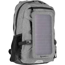 SunnyBag solarni ruksak Explorer+ 15 l (Š x V x d) 290 x 370 x 140 mm siva 135GS_01