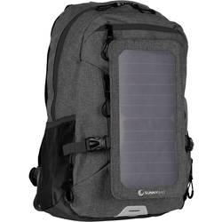SunnyBag solarni ruksak Explorer+ 15 l (Š x V x d) 290 x 370 x 140 mm crna 135SS_01