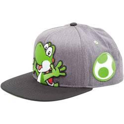 pokrivalo za glavu CAP NINTENDO YOSHI + EI SNAPBACK siva, šarena boja 464980