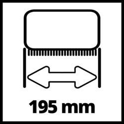 Einhell SOFT 3424121 čistilnik za površine