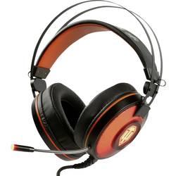 Konix WORLD OF TANKS GH-40 7.1 igralni naglavni komplet vrvične over ear